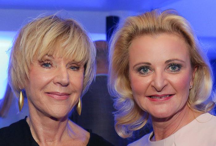 Nivea Pressekonferenz Wien 2015 mit Helene Karmasin